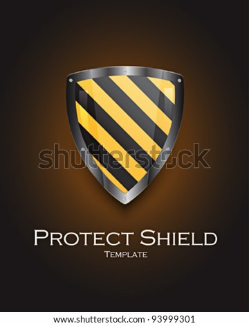 security shield symbol icon