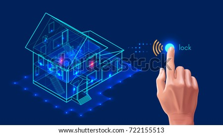 security system of smart home