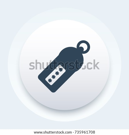 security token icon