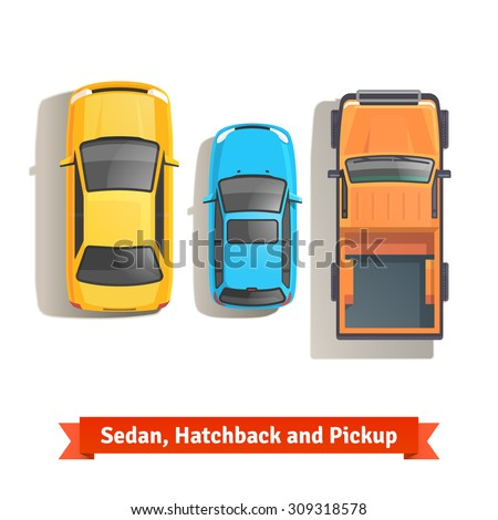 sedan  hatchback cars and