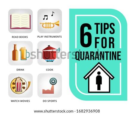 self isolation quarantine