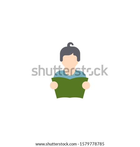 Self-learning creative icon. From e-Learning icons collection. Isolated Self-learning sign on white background