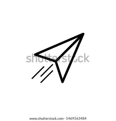 Send Icon Vector Design Symbol Illustration Stock photo ©