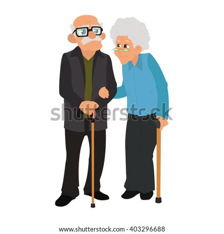 senior couple  senior couple