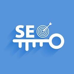 SEO abbreviation (Search Engine Optimization). Key Success Factors.