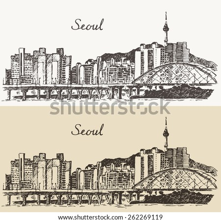 seoul special city architecture
