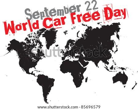 september 22 - world car free day