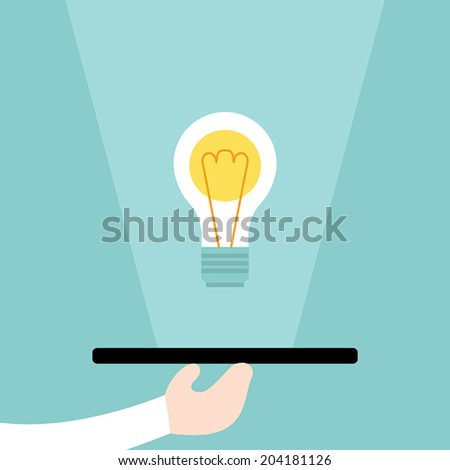 serve an idea business concept