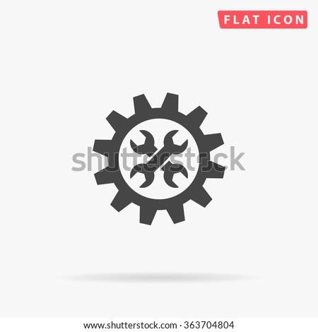 Service Icon Vector.