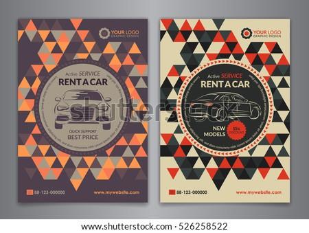set a5  a4 rent a car business