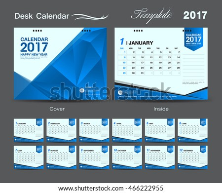 business calendar template