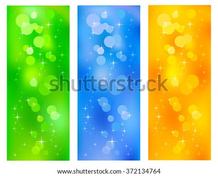 set bright diffuse background