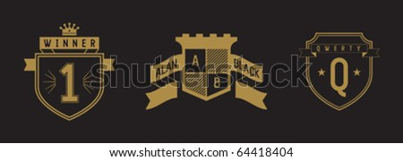 set coat of arms
