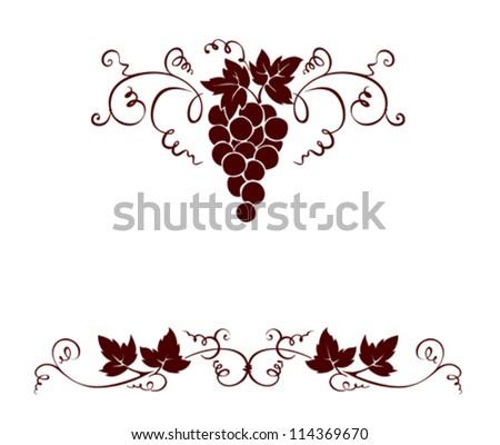 set design elements    grape