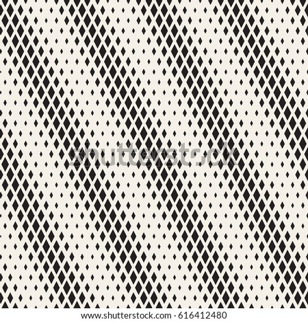 set 100 halftone rhombus