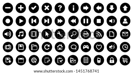 set icons for web and mobile