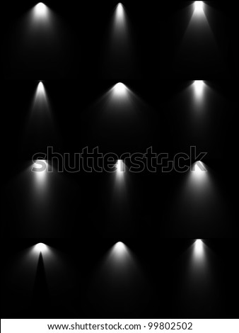 set light sources vector