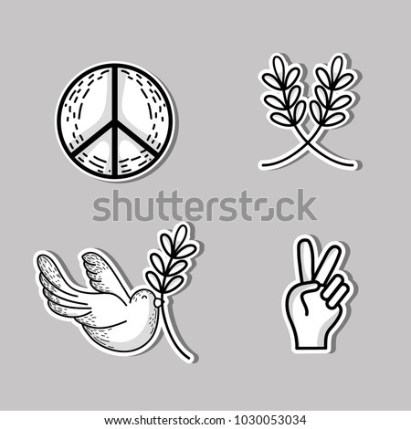 set national peace and love day