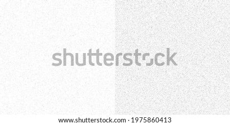 Set of 2 abstract noise grunge swatches pattern background. Created using AI CS6.