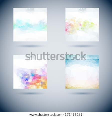 set of abstract vector moder