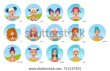 set of all zodiac signs