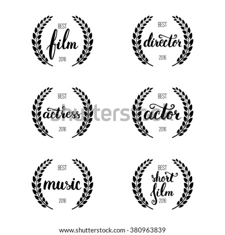 set of awards for best film