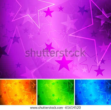 Star blue background download free vector art stock graphics images set of bright star backgrounds eps 10 thecheapjerseys Choice Image