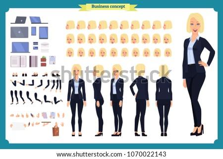Animation characters Random Royalty-Free Vectors | Imageric com