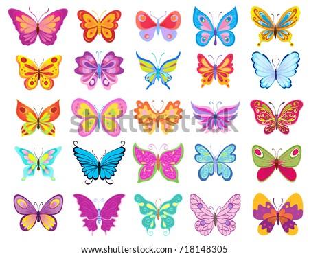 stock-vector-set-of-cartoon-butterflies-vector