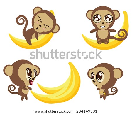 http://www.shutterstock.com/pic-284149331/stock-vector-set-of-cartoon-funny-monkeys-with-big-banana-in-different-expressions-and-poses.html?src=d0iNnPGdOvLc6iQLKX4LUQ-1-4