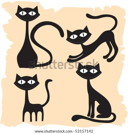 set of cats two