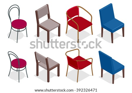 Vector Chair - Download Free Vector Art, Stock Graphics & Images