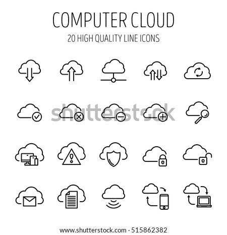 Tecnologia Cloud Icon Download Free Vector Art Stock Graphics