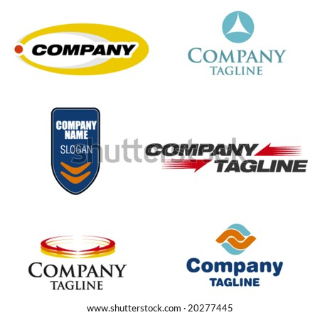 Company Business Logo - Download Free Vector Art, Stock Graphics ...