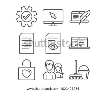 Flat Copyright Symbol Vector Set Download Gratis Vectorkunst En