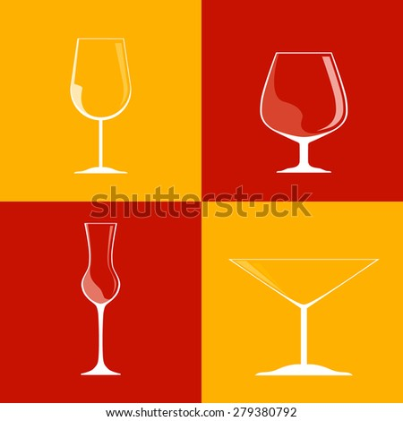 set of different kinds of