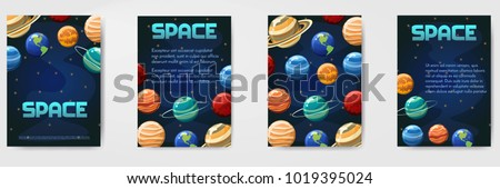 set of different vector space