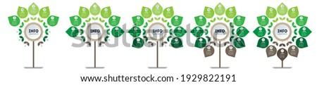 set of eco business