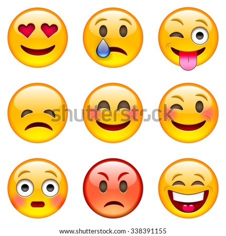 stock-vector-set-of-emoticons-set-of-emoji-isolated-vector-illustration-on-white-background