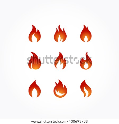set of flames six variant of