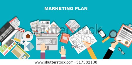 relationship between marketing plan and business