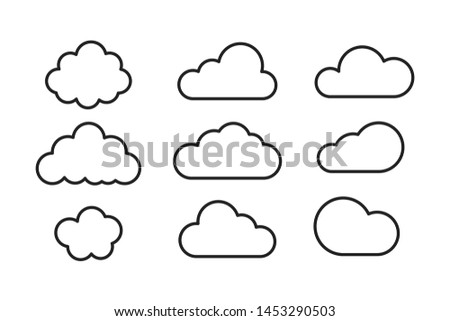 Weather Sticker Icons - Download Free Vectors, Clipart