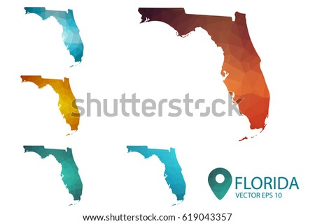 Florida Maps.Free Florida Infographic Illustration Download Free Vector Art