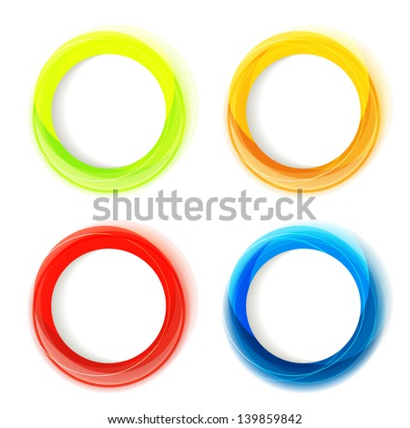 stock-vector-set-of-four-colorful-circle-frames-with-white-copyspace-eps
