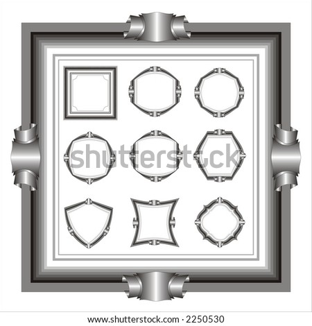 Ten Frame Template http://www.shutterstock.com/pic-2250530/stock-vector-set-of-frame-ten-black-and-white-frames.html