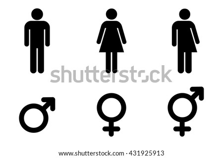 Male Female Icons Download Free Vector Art Stock Graphics Images