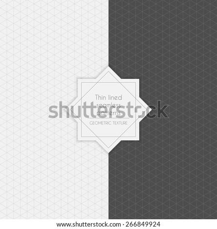 set of geometric minimalistic