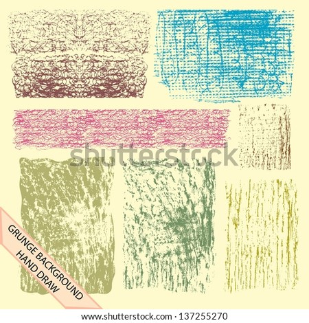 stock-vector-set-of-grunge-background-ha