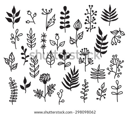 Stock Vector Set Of Hand Draw Vector Floral Elements With Leaves And Flowers Easy To Edit And Change Colors additionally Hello Kitty Birthday Party Coloring Pages moreover Heart Template likewise 16 Steps Or Rituals In Hindu Puja likewise Weihnachtsbilder Zum Ausdrucken Kostenlos. on sending flowers