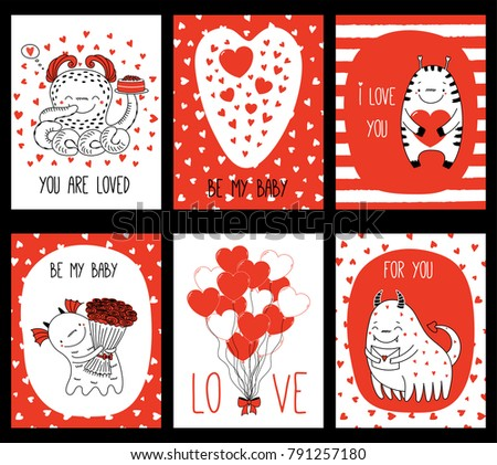 valentines cards templates